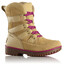 Sorel Youth Meadow Lace Curry Deep Brush